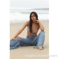 We The Free Carolina Blue Relaxed Wide Leg Jean   41718222