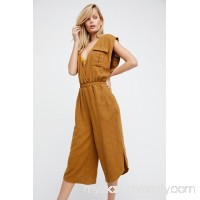 Endless Summer Get Movin' Jumpsuit   41285545