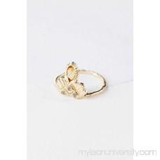 Communion by Joy 14K Enlightened Warrior Stone Ring   35750298