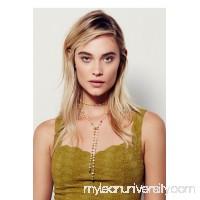 Diana Stone Wrap Necklace   38920690