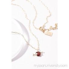 Erica Weiner 10k Cupids Heart Necklace 41897786
