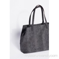 Triple Pocket Slouchy Tote   39157284