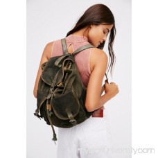 Washed Canvas Backpack 40418170