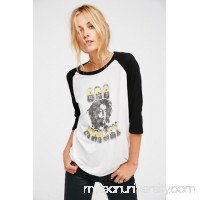 Daydreamer x Free People Bob Marley Baseball Tee   41028085