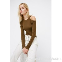 Intimately Army River Layering Top   41515511