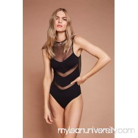 Intimately Black From the Top Bodysuit    39365333