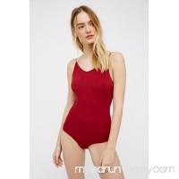 Intimately Cranberry Basic Bodysuit   36233112