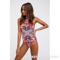 Intimately Night Moves Combo Tucker Printed Bodysuit   41038829