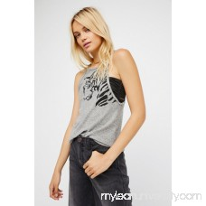 Intimately Safari Graphic Tank   41541897