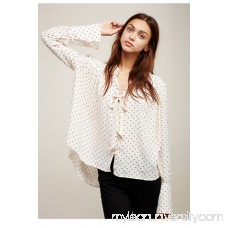 New World Dotted Blouse   39946983